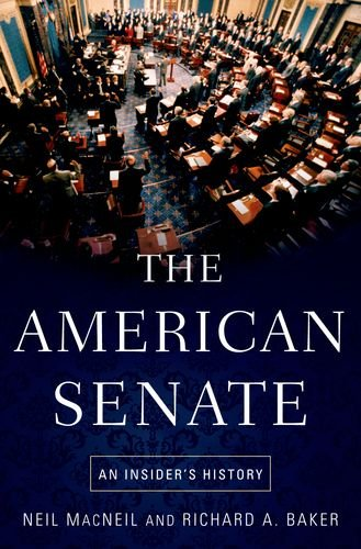 American Senate An Insider's History  2013 edition cover