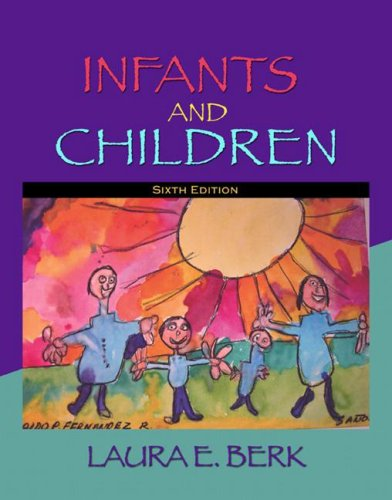 Infants and Children  6th 2008 edition cover