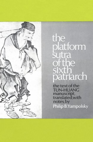 Platform Sutra of the Sixth Patriarch  2nd 1967 edition cover