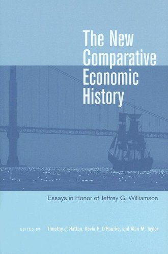 New Comparative Economic History Essays in Honor of Jeffrey G. Williamson  2007 9780262083614 Front Cover