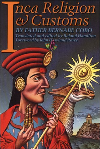 Inca Religion and Customs   1990 9780292738614 Front Cover