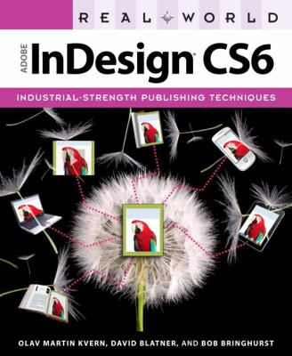 Real World Adobe Indesign CS6   2013 (Revised) edition cover