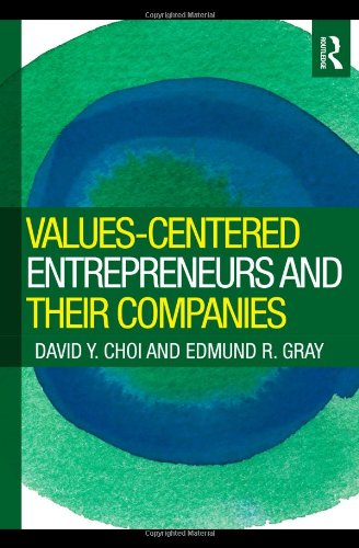 Values-Centered Entrepreneurs and Their Companies   2010 edition cover