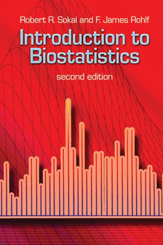 Introduction to Biostatistics  2nd 2009 9780486469614 Front Cover