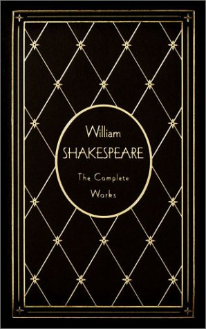 Shakespeare - The Complete Works  Deluxe edition cover