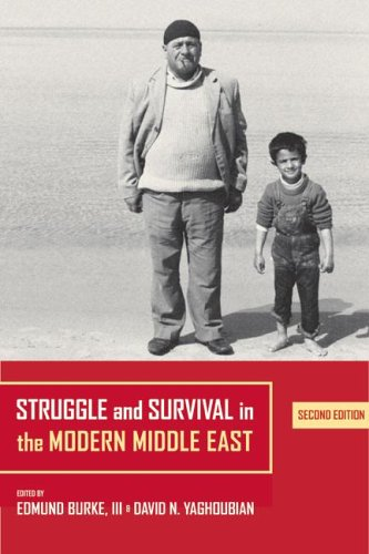 Struggle and Survival in the Modern Middle East  2nd 2006 edition cover