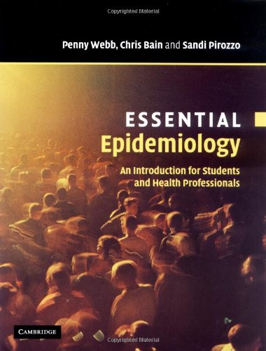 Essential Epidemiology An Introduction for Students and Health Professionals  2005 9780521546614 Front Cover