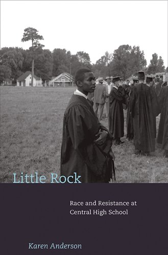 Little Rock Race and Resistance at Central High School  2014 edition cover