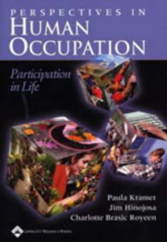Perspectives in Human Occupation Participation in Life  2003 edition cover