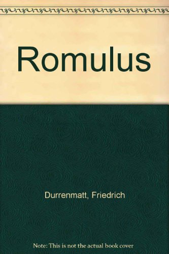 Romulus  Adapted  edition cover