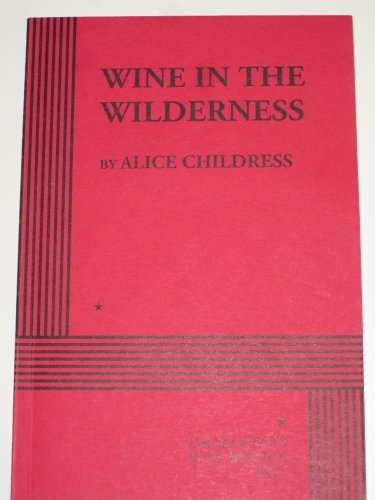 Wine in the Wilderness N/A edition cover