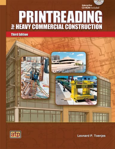 Printreading for Heavy Commercial Construction  3rd 2010 edition cover