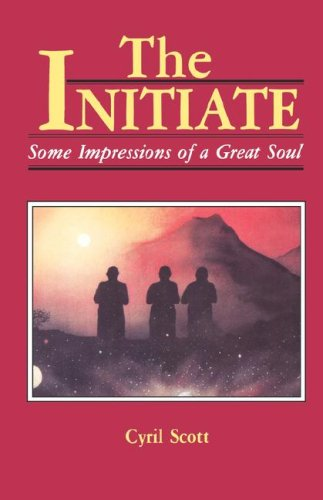 Initiate Some Impressions of a Great Soul N/A 9780877283614 Front Cover