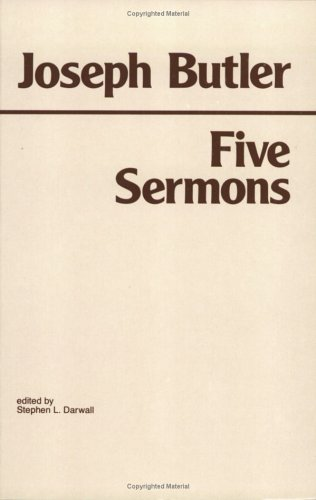 Five Sermons  N/A edition cover
