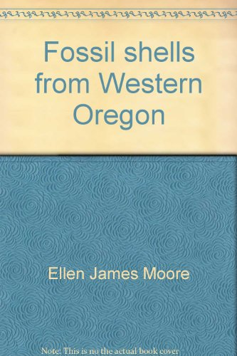 Fossil Shells from Western Oregon : A Guide to Identification  2000 9780964006614 Front Cover