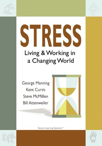 Stress Living and Working in a Changing World 2nd edition cover
