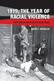 1919, the Year of Racial Violence How African Americans Fought Back  2014 9781107639614 Front Cover