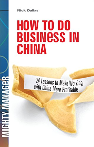 How to Do Business in China   2015 9781259589614 Front Cover