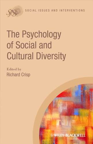 Psychology of Social and Cultural Diversity   2010 edition cover