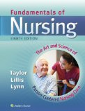 Fundamentals of Nursing 8th 2015 (Revised) 9781451185614 Front Cover
