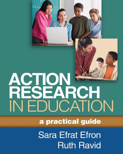 Action Research in Education A Practical Guide  2013 edition cover