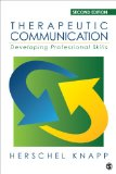 Therapeutic Communication Developing Professional Skills 2nd edition cover