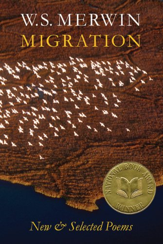 Migration New and Selected Poems N/A edition cover