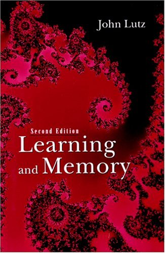 Learning and Memory  2nd 2005 edition cover
