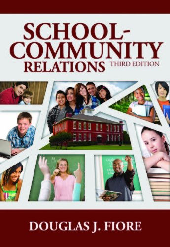 School-Community Relations  3rd 2011 (Revised) edition cover