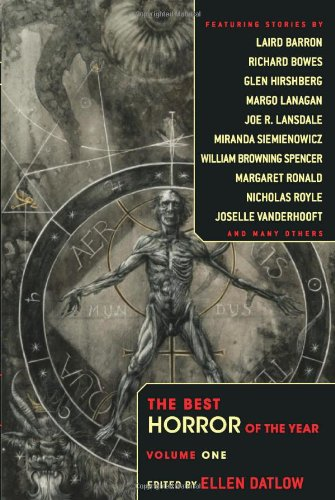 Best Horror of the Year   2009 edition cover