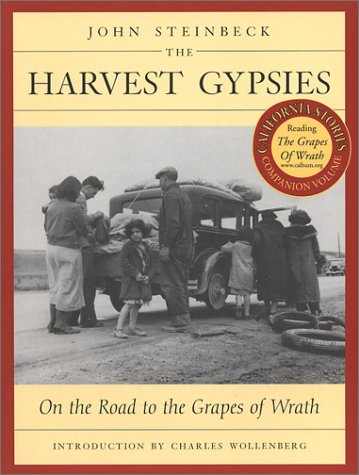 Harvest Gypsies On the Road to the Grapes of Wrath  2002 (Reprint) 9781890771614 Front Cover