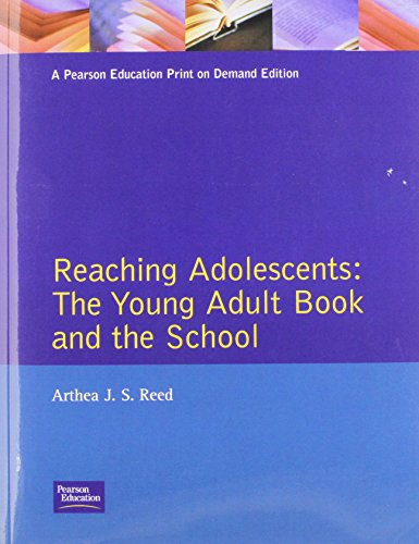 Reaching Adolescents The Young Adult Book and the School  1994 edition cover