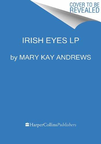 Irish Eyes  Large Type edition cover
