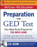 McGraw-Hill Education Preparation for the Ged� Test Your Best Study Program for the New Exam 2nd 2015 9780071846615 Front Cover