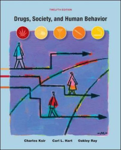 Drugs, Society, and Human Behavior 12th 2008 (Revised) edition cover