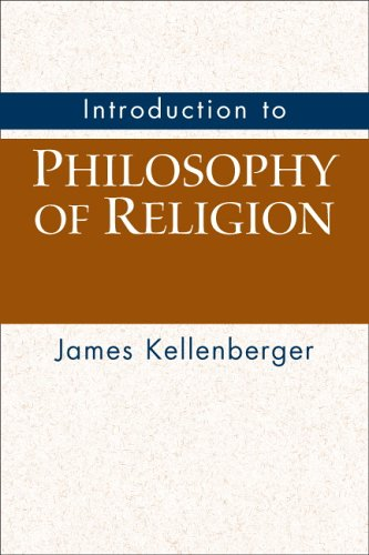 Introduction to Philosophy of Religion   2007 edition cover