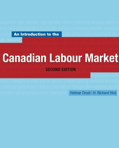 INTRO.TO CANADIAN LABOUR MARKE 2nd 2006 edition cover