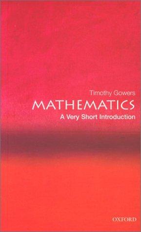 Mathematics   2002 edition cover