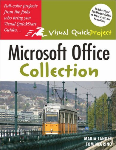 Microsoft Office Visual QuickProject Gui N/A edition cover