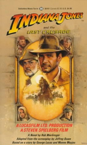 Indiana Jones and the Last Crusade  N/A edition cover
