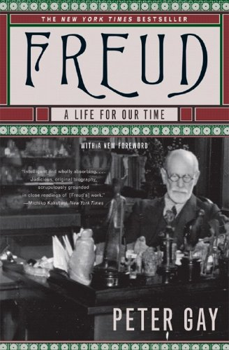 Freud A Life for Our Time  2006 edition cover