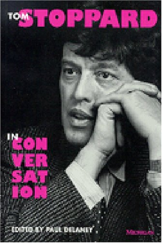 Tom Stoppard in Conversation  N/A 9780472065615 Front Cover