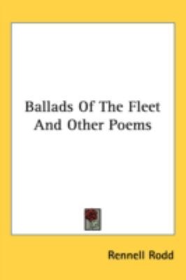 Ballads of the Fleet and Other Poems  N/A 9780548522615 Front Cover