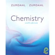 Chemistry  6th 2003 9780618221615 Front Cover