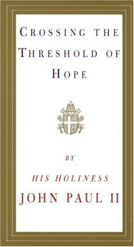 Crossing the Threshold of Hope   1994 edition cover