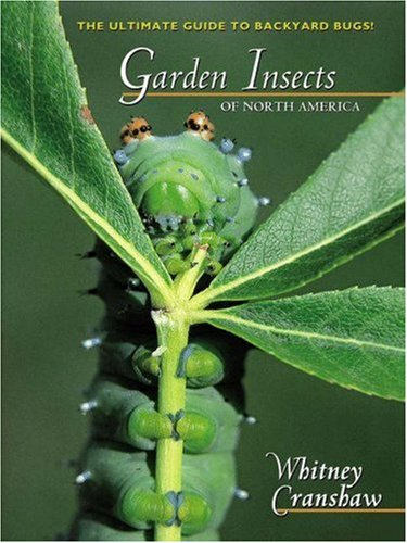 Garden Insects of North America The Ultimate Guide to Backyard Bugs  2004 edition cover