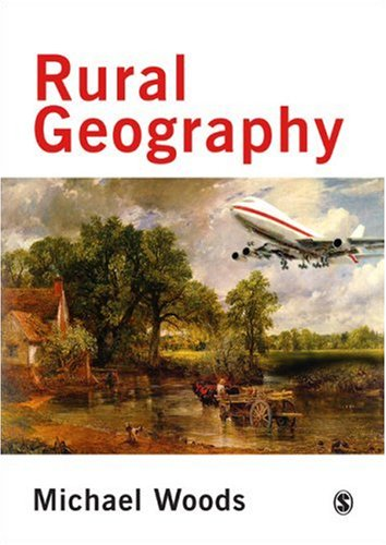 Rural Geography   2005 edition cover