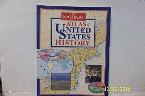 NYSTROM ATLAS OF U.S.HISTORY(2 N/A edition cover