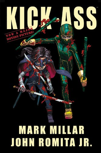 Kick-Ass   2008 edition cover