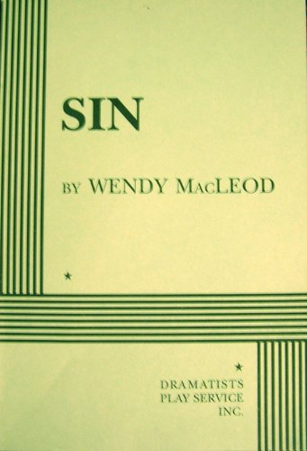 Sin  N/A edition cover